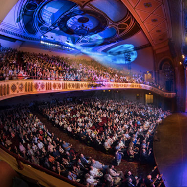 The Stamford Symphony's home is the 1586-seat Palace Theatre, a spectacularly renovated former vaudeville house in the heart of Stamford's downtown. However, Stamford Symphony also presents smaller events outside the Palace Theatre. Our Holiday offering, Noel! With Stamford Symphony Brass and piano recital, Piano Sonatas: By Request are both at St. John's Episcopal Church, 628 Main Street, Stamford. Additionally, for the first time in the new Knobloch Family Farmhouse at Stamford Museum and Nature Center, Stamford Symphony String Quartet will perform an all-Beethoven chamber program.